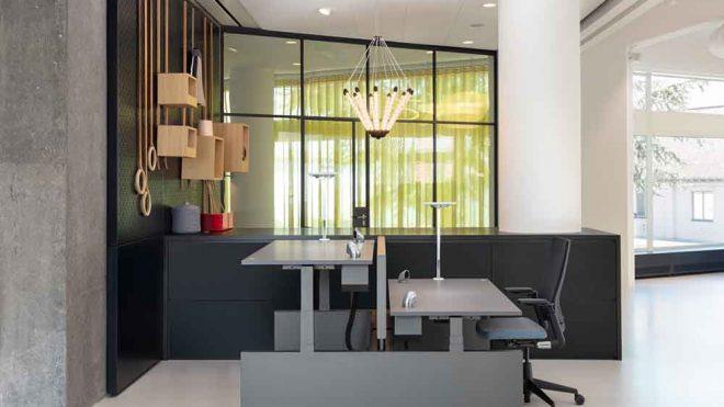 Baas achter je eigen bureau met een Ahrend Comfortwerkplek