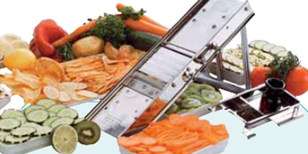 materialen en benodigdheden voor professionele en commerciele keuken