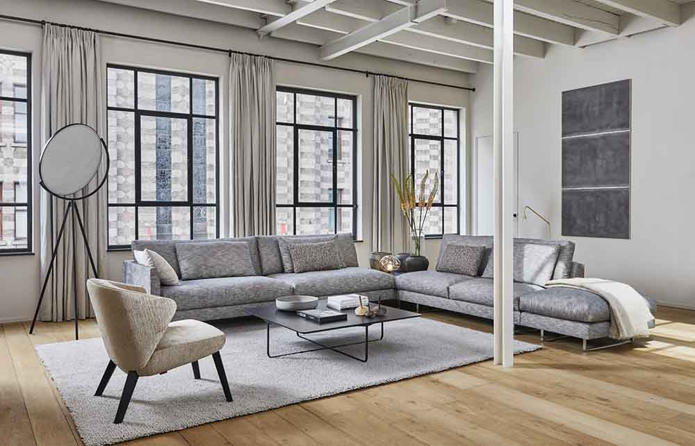 Exclusief meubilair voor woonkamer