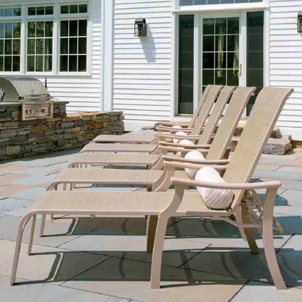 Telescope Casual Loungestoelen voor bij het zwembad
