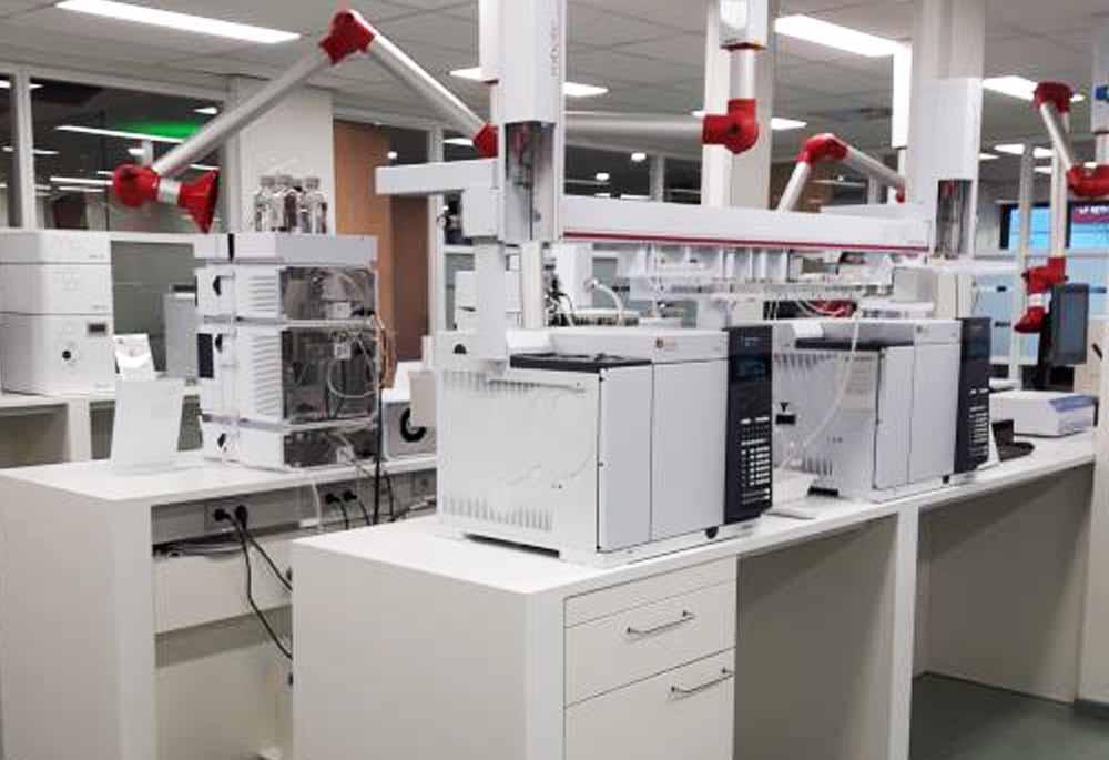 onderhoud laboratorium