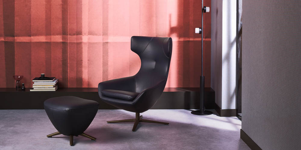Design fauteuil van Leolux
